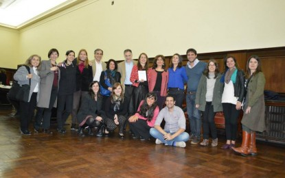 Presentación del libro Marginaciones sociales en el área metropolitana de Buenos Aires