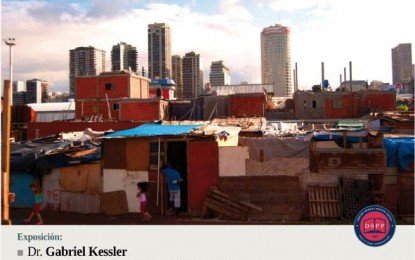 """Seminario DESC: Kessler, """"Controversias sobre la desigualdad en Argentina"""""""