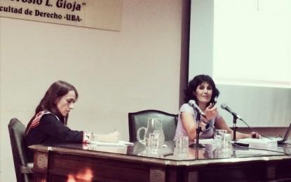 Presentación de la Dra. Juliana Martínez Franzoni