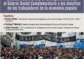 """Seminario DSPP: """"Debates sobre la Ley de Emergencia Social, el Salario Social Complementario y los desafíos de los trabajadores de la economía popular"""".Martes 19 de junio  de 17.45 a 20 hs. en el SUM del Instituto Gioja de la Facultad de Derecho de la UBA."""