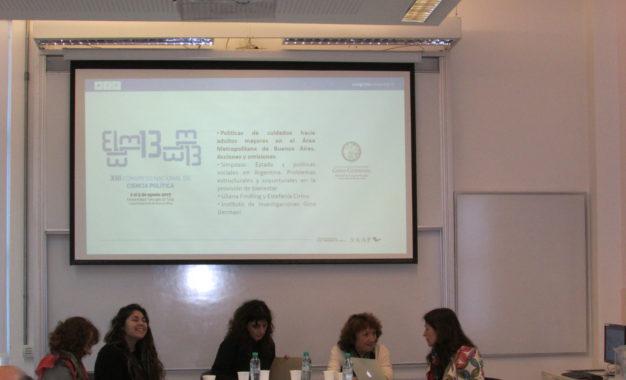 """Simposio """"Estado y políticas sociales en Argentina. Problemas estructurales y coyunturales en la provisión de bienestar"""" Congreso de Ciencia Política SAPP"""