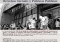 """Ciclo Permanente de Tesis Derechos Sociales y Políticas Públicas: """"Más de una década de condicionalidades en las políticas de transferencias de ingresos a las familias en Argentina. Entre lógicas pragmático-políticas y paternalistas"""", a cargo de Mora Straschnoy"""