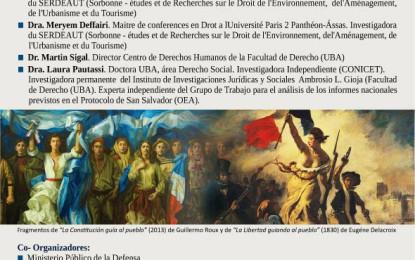 Los derechos fundamentales en Francia y Argentina