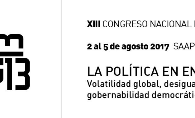 """Convocatoria a Simposio """"Estado y políticas sociales en Argentina. Problemas estructurales y coyunturales en la provisión de bienestar""""-XIII Congreso de la Sociedad Argentina de Análisis Político (SAAP)"""