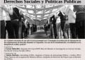 Ciclo Permanente de Tesis Derechos Sociales y Políticas Publicas